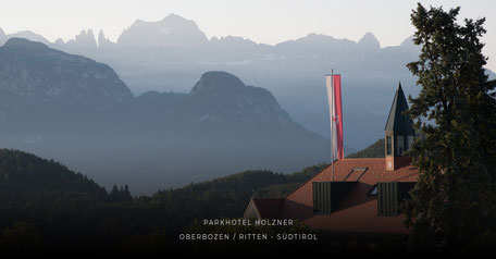 Parkhotel Holzner  - Oberbozen/Ritten/Südtirol - Familienhotel, Wellnesshotel, Wanderhotel, Naturhotel, Gourmetrestaurant