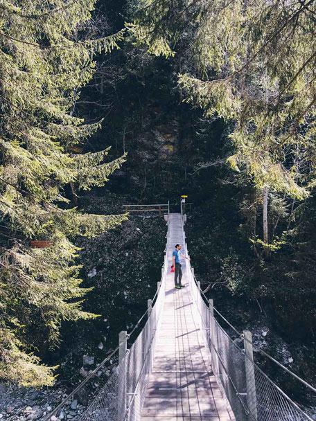 Hängebrückenrunde, Kolsassberg #mountainhideaways