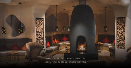 Boutique Hotel Werdenfelserei (Wellnesshotel, Aktivhotel, Boutiquehotel, Garmisch-Partenkirchen, Bayern)