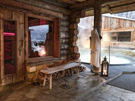 Kelosauna, SPA, Stock Resort im Zillertal, Tirol