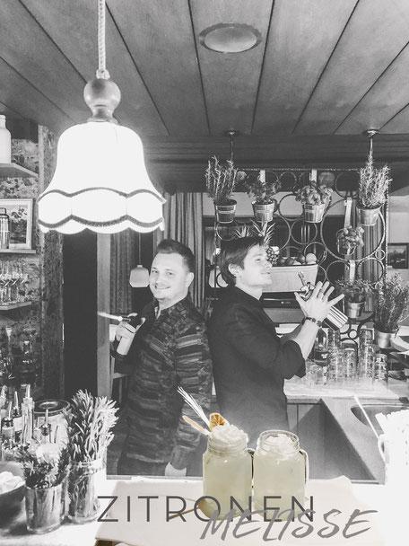 Lukas Motejzik Barkeeper