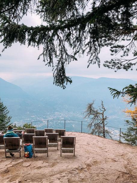 Wandern in Meran, Südtirol