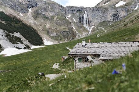 Wanderung ins Schliniger Tal (Obervinschgau, Südtirol)