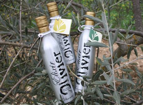 Grand cru huile d'olive bio