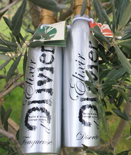 Elixir d'olivier