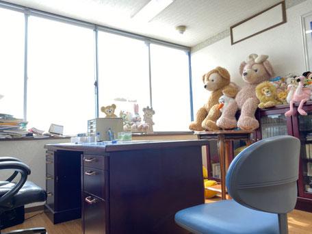 いそべクリニック 第一診察室