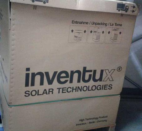 Inventux X3 130W stehen zum Verkauf