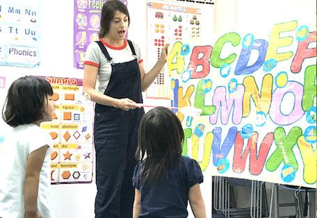 幼児英会話クラス