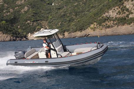 Capelli top line - Tempest 750 SPORT