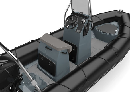 Bombard Explorer 500 RIB - Rubberboot Holland Aalsmeer