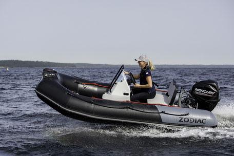 Zodiac MINI OPEN 3.4 RIB - Rubberboot Holland Aalsmeer