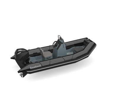 Bombard Explorer 420 RIB - Rubberboot Holland Aalsmeer