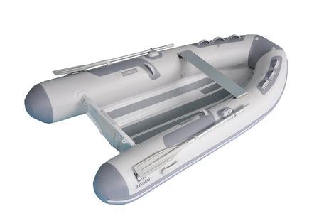 Zodiac Cadet ALU Rib single deck te koop for sale - Rubberboot Holland Aalsmeer