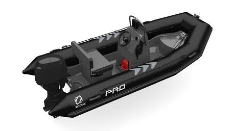 Zodiac PRO 420 RIB - Rubberboot Holland Aalsmeer