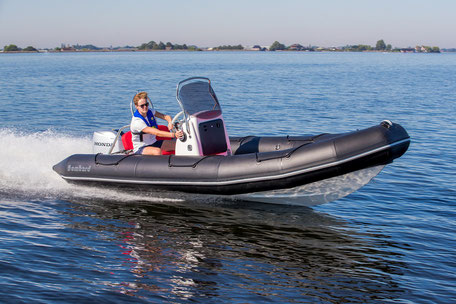 Bombard Sunrider 550 RIB - Rubberboot Holland Aalsmeer