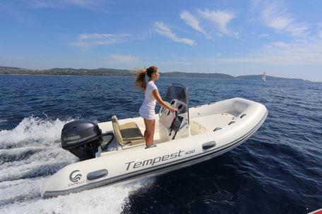 Capelli top line - Tempest 430