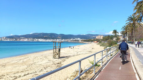 Can Pere Antoni Beach.