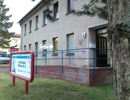 Vereinshaus Borna Röthaer Str. 2