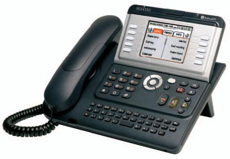 Цифровой телефон Alcatel 4068