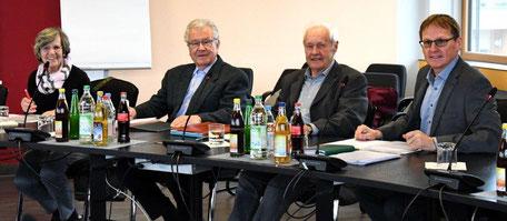 Stiftungsversammlung im Rathaus / Foto: Kurt Glückler