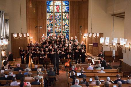 Kantorei in der Kreuzkirche