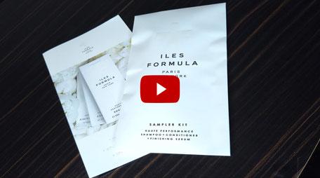 Joel Time: Iles Formula Haarpflege (Pflegeserie) - Test