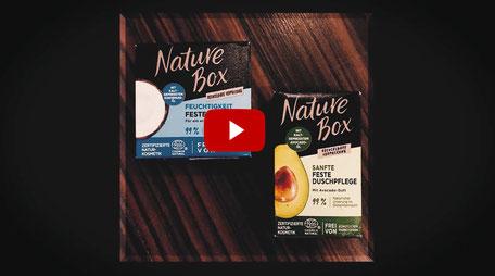 Joel Time: Nature Box festes Shampoo und Seife im Test