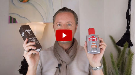 Joel Time: Plantur 39 & Alpecin Tunig Shampoo - taugen die was? Welches ist besser?