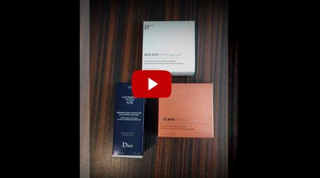 Joel Time: Dior / Diorskin Nude Air Make Up  im Test