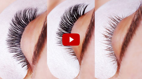 Joel Time: Das Thema Wimpernextensions ist ja in aller Munde!