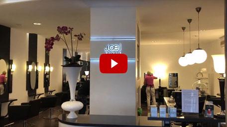 Joel Style Brautfrisur und Make-Up