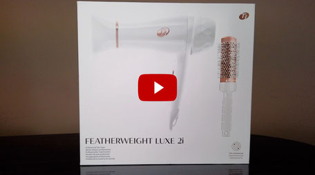 Joel Time: : Luxus Föhn  - T3 Featherweigh 2i Test