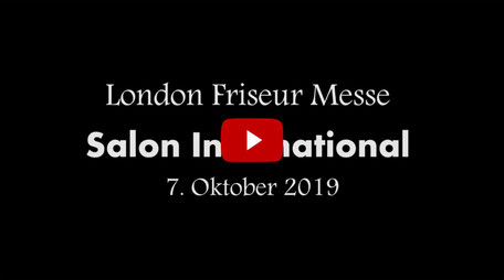 Joel Time: Salon International London - Joel schaut sich neue Friseurtrends an