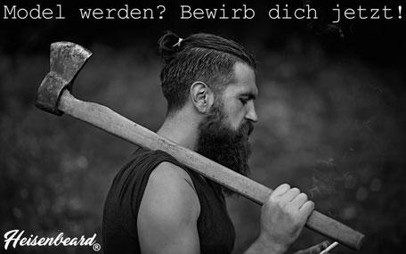 Bart model werden heisenbeard