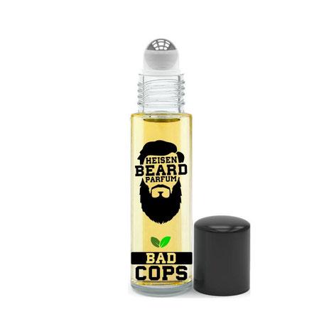 Bartduft Beschreibung heisen beard oil Bartöl