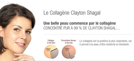 Collagène CLAYTON SHAGAL