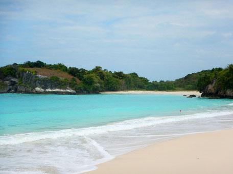 Kiriwai beach op Sumba Kleine Sunda eilanden