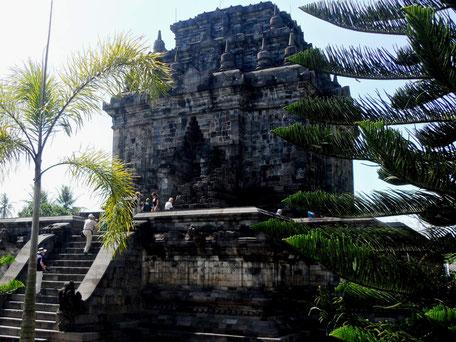 Mendut tempel midden Java