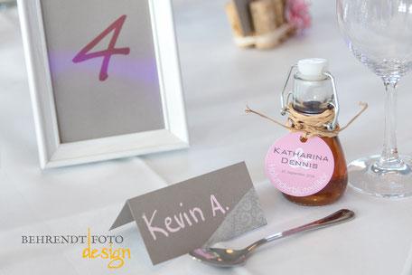 Gastgeschenk_Hochzeit_Behrendt Foto Design