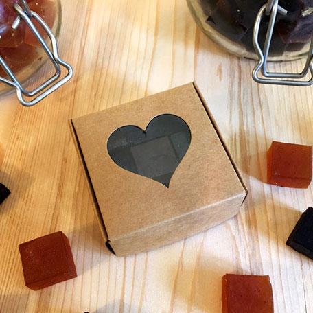 Candy bar mariage Charlotte 100 roudoudous lavande