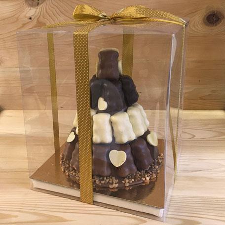 Anniversaire Mathilde gâteau  bonbons tiffanie et ses bonbons