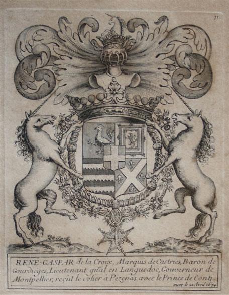 René-Garpard de La Croix de Castries