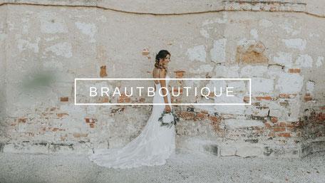 Brautmode Brautboutique Brautmodengeschäft Brautkleid