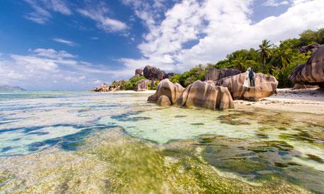 anse source d'argent, seychellen hochzeit, hochait seychellen, hochzeitsfotograf, fotograf, seychelles, seychellen, la digue,