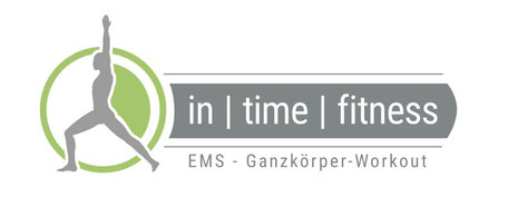 Logo In Time Fitness