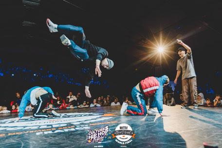 Battle New School International - Cultures Hip Hop Festival