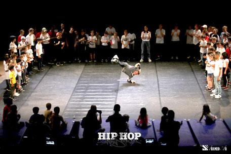 Hip Hop New School - École