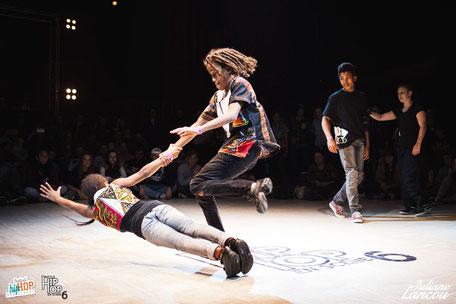 Battle crew Week end Hip Hop En Scène Finistère Bretagne danse hip hop