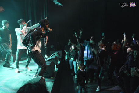 Buzz Booster - Association Hip Hop New School