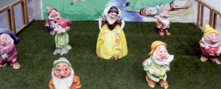 Blanche Neige et et les 7 Nains